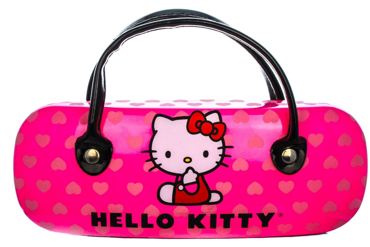 Alternate Image 1 - Hello Kitty HK218 Tortoise Eyeglasses