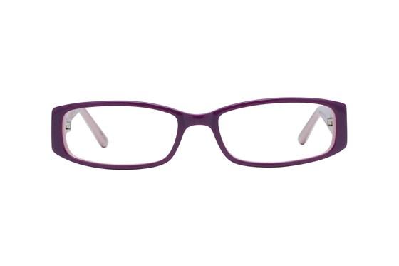 Hello Kitty HK218 Purple Eyeglasses