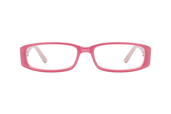Hello Kitty HK218 Pink Eyeglasses