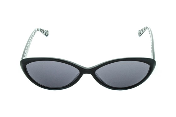 Lulu Guinness Stella Black Sunglasses