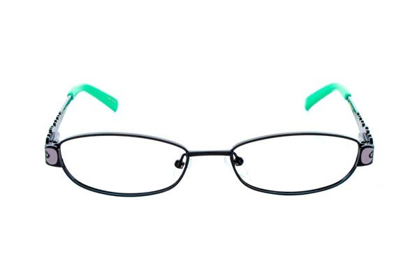 Hello Kitty HK220 Eyeglasses - Black