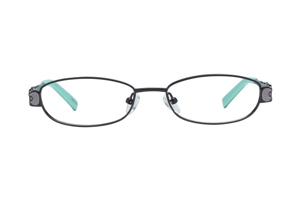 Hello Kitty HK220 Black Eyeglasses