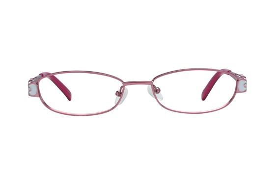 Hello Kitty HK220 Pink Eyeglasses