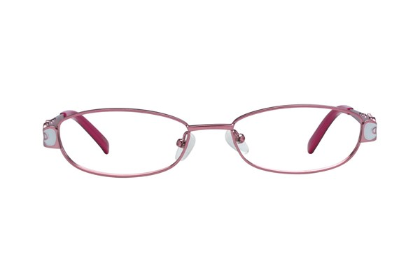 Hello Kitty HK220 Pink Eyeglasses