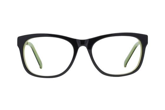 Hello Kitty HK221 Black Eyeglasses