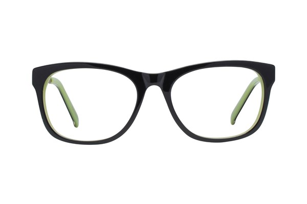 Hello Kitty HK221 Black Eyeglasses