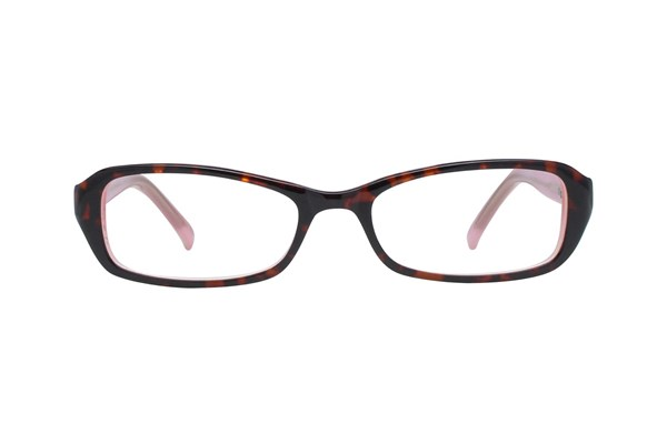 Hello Kitty HK222 Tortoise Eyeglasses