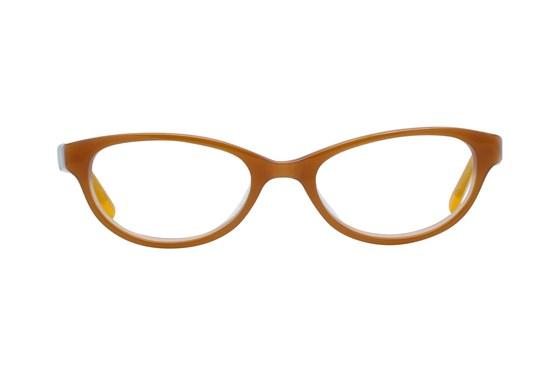 Hello Kitty HK226 Gold Eyeglasses