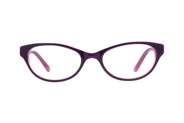 Hello Kitty HK226 Red Eyeglasses