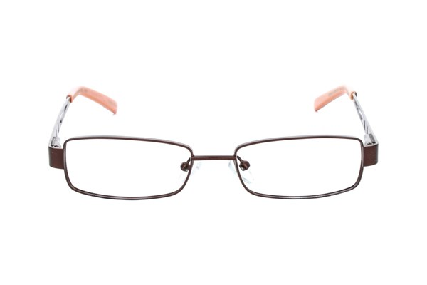 Hello Kitty HK232 Eyeglasses - Brown