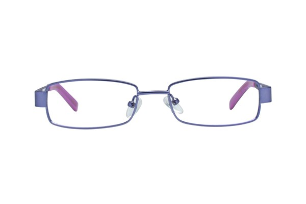 Hello Kitty HK232 Blue Eyeglasses