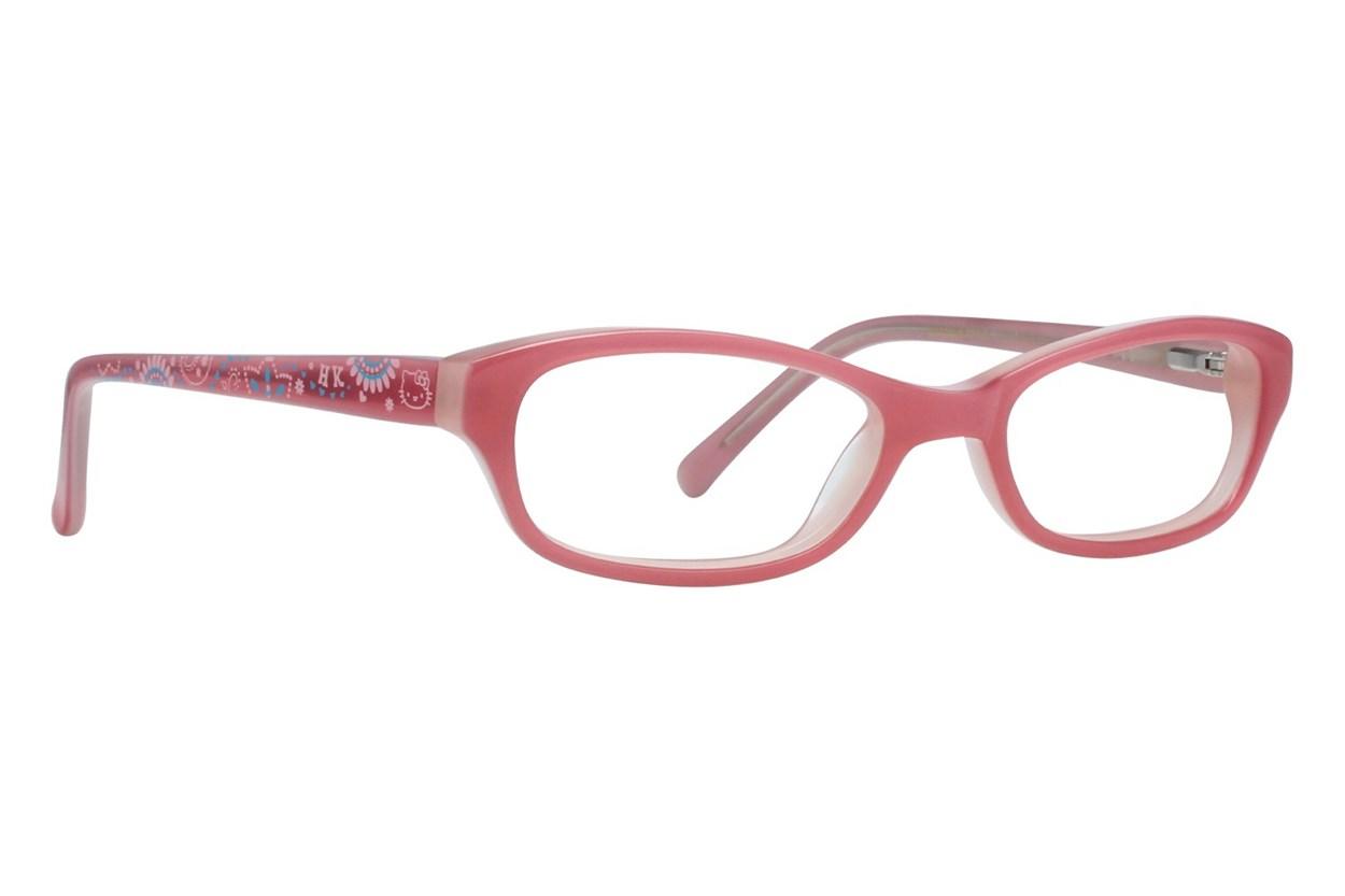 Hello Kitty HK234 Pink Eyeglasses