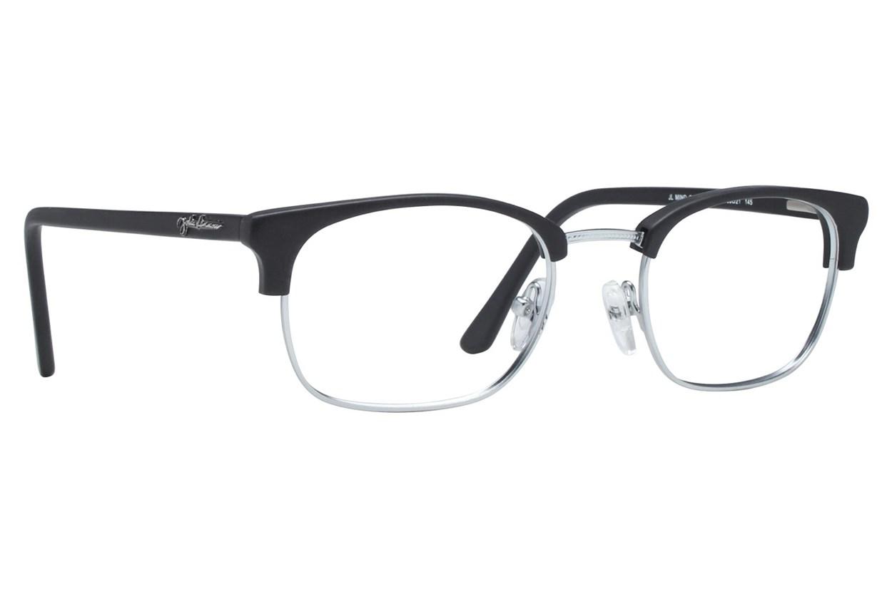John Lennon Mind Games Black Eyeglasses