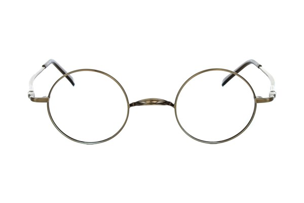 John Lennon Wheels Eyeglasses - Gold