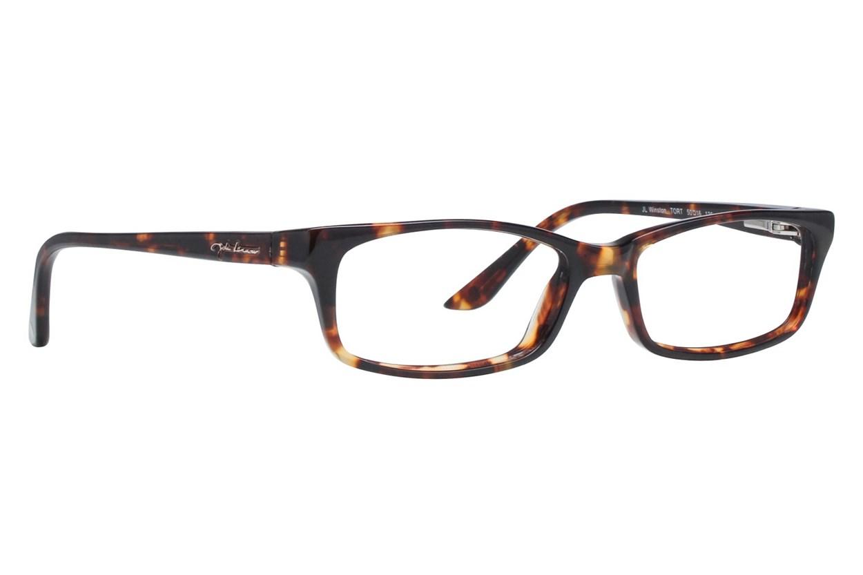 John Lennon Winston Tortoise Eyeglasses