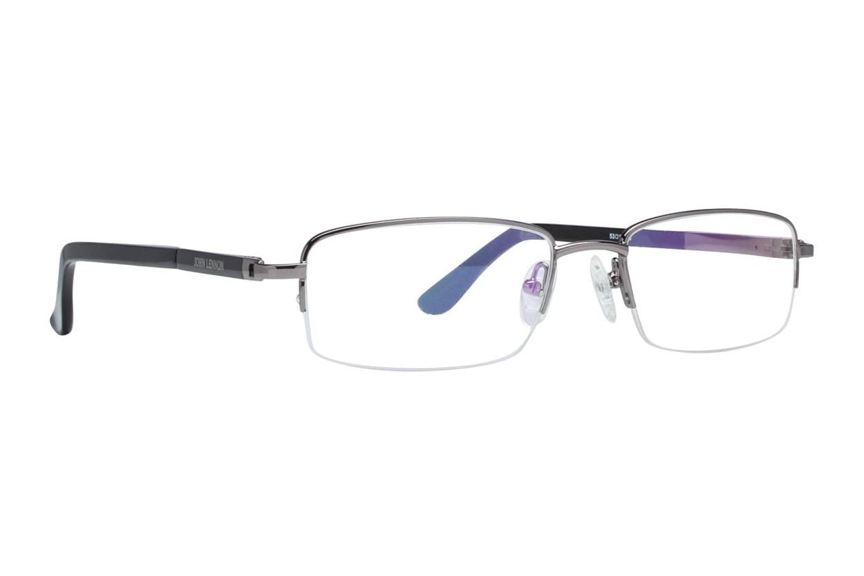 John Lennon Lifestyles 506 Silver Eyeglasses