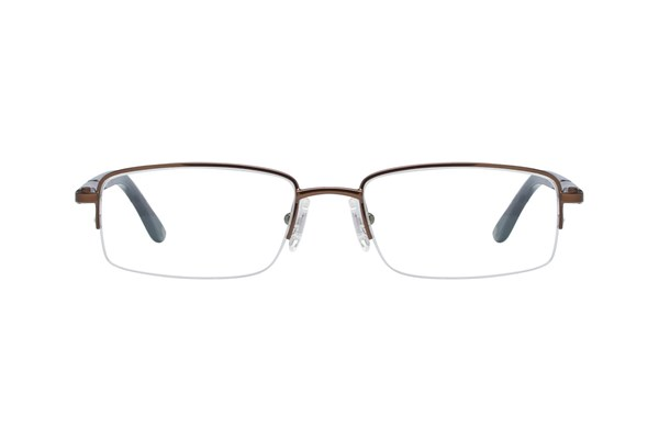 John Lennon Lifestyles 506 Eyeglasses - Brown