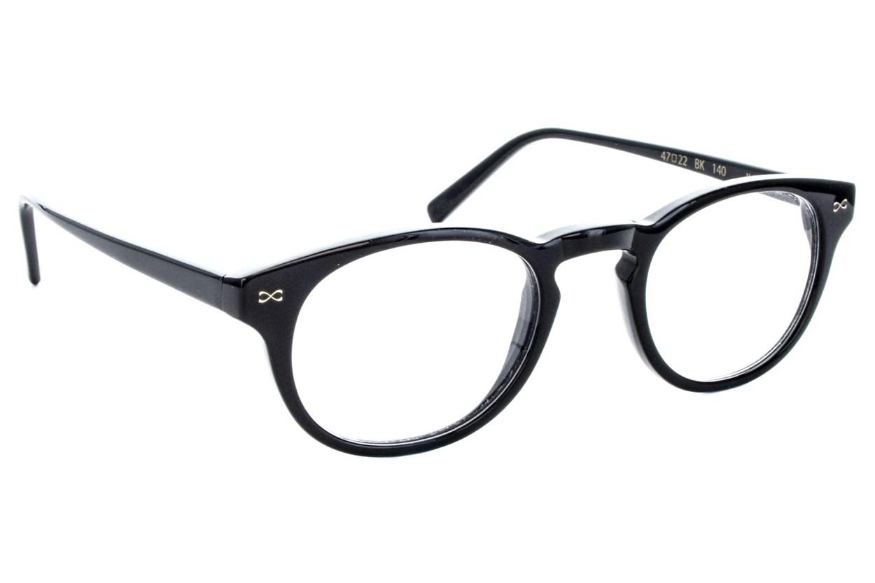 Velvet Eyewear Ilene Black Eyeglasses