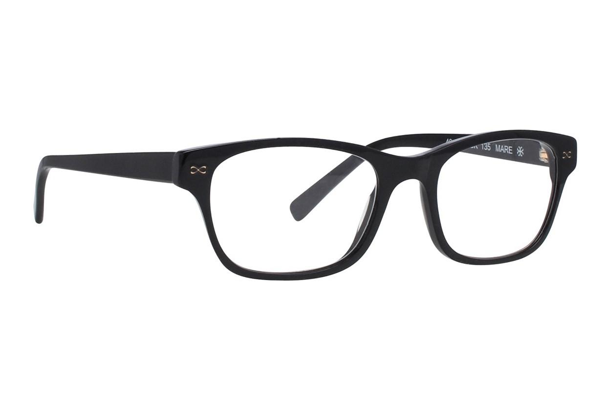 Velvet Eyewear Mare Black Eyeglasses