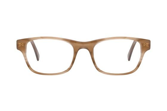 Velvet Eyewear Mare Tan Eyeglasses