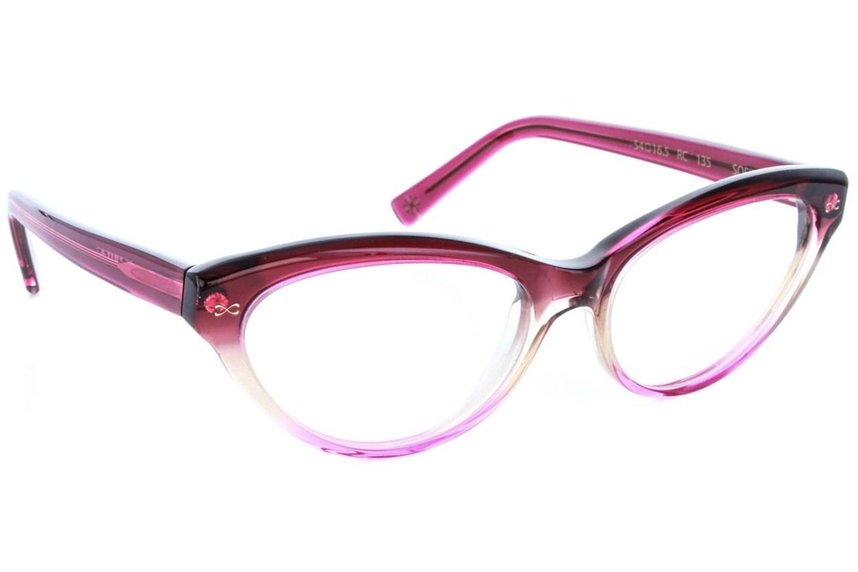 Velvet Eyewear Sofie Pink Eyeglasses