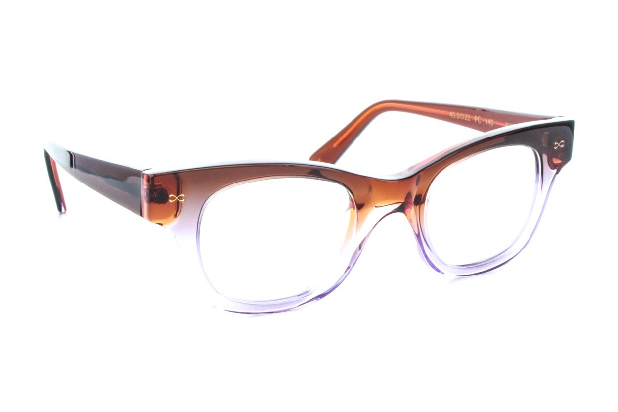 Velvet Eyewear Betty Purple Eyeglasses