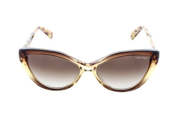 Velvet Eyewear Joie Sunglasses - Gold