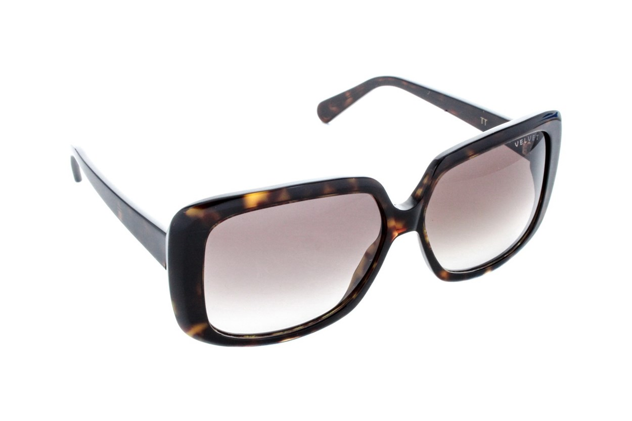 Velvet Eyewear Joni Tortoise Sunglasses