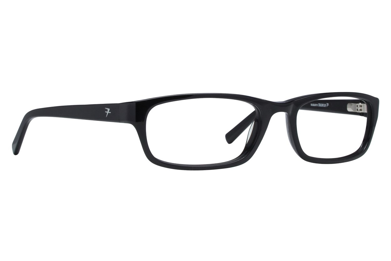 Fatheadz Wallstreet Black Eyeglasses