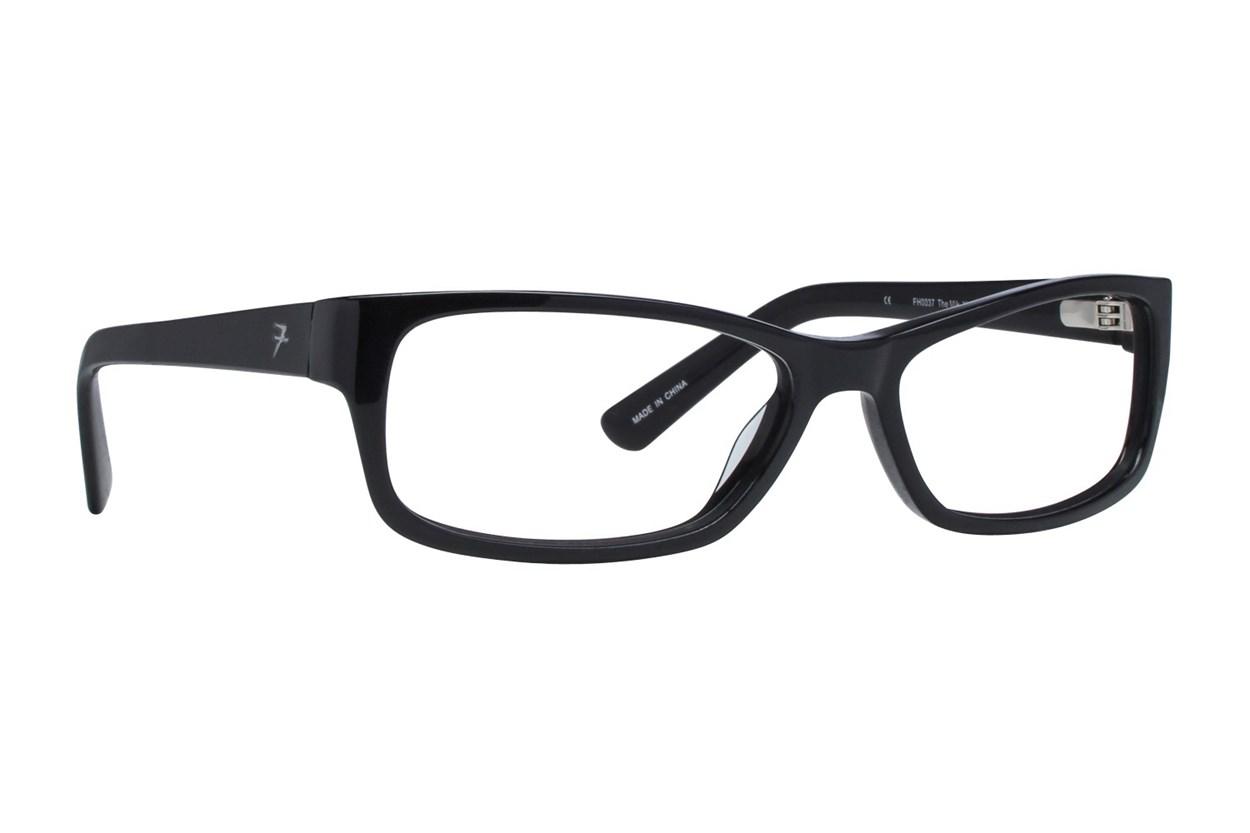 Fatheadz Mik Black Eyeglasses
