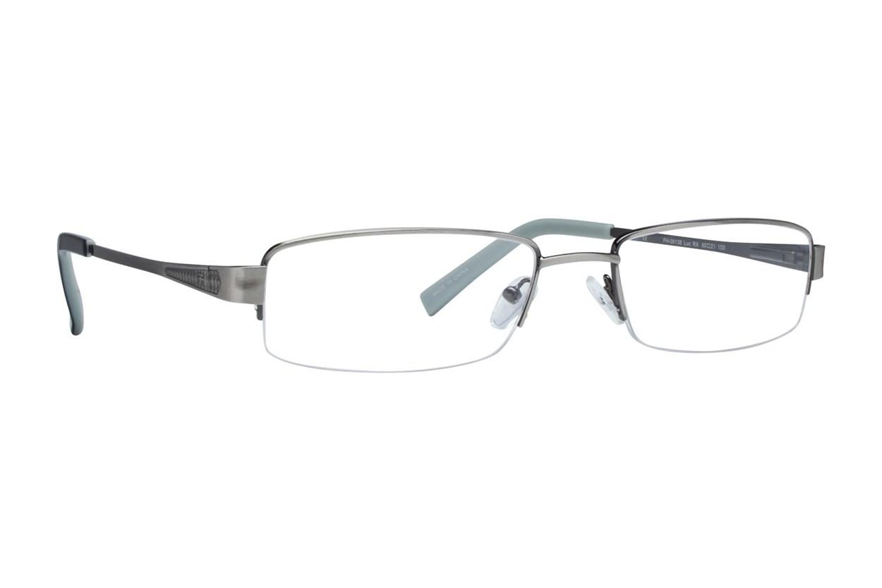 Fatheadz Luc Gray Eyeglasses