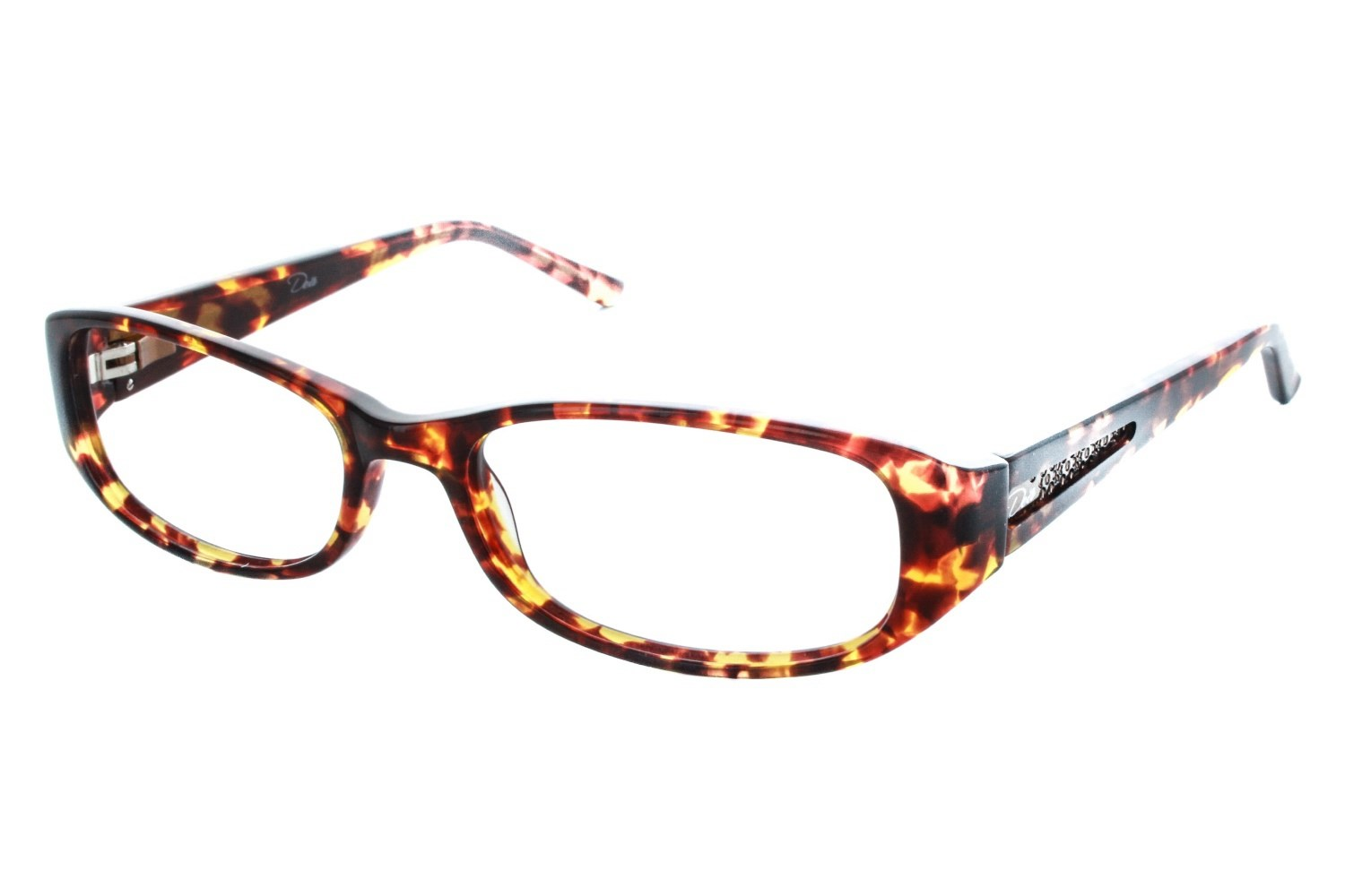 Dea Extended Size Goldie Womens Extended Size Prescription Eyeglasses Frames