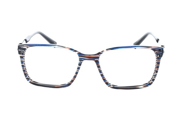 Argyleculture Ray Black Eyeglasses