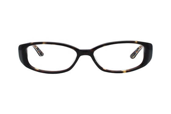 Vera Bradley VB Alyssa Brown Eyeglasses