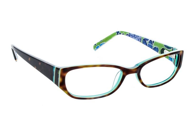 f4e8c1640c Vera Bradley VB Brandy - Eyeglasses At AC Lens