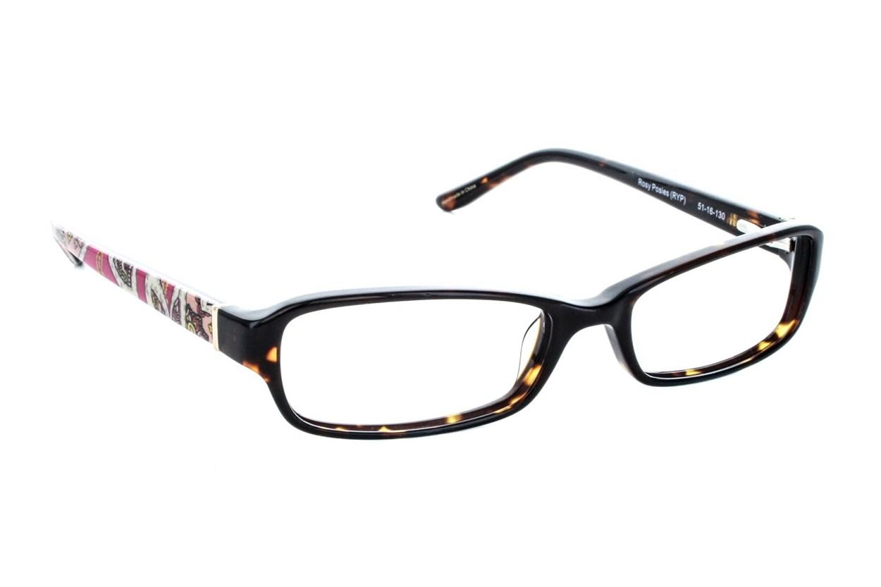 Vera Bradley VB Cara Pink Eyeglasses