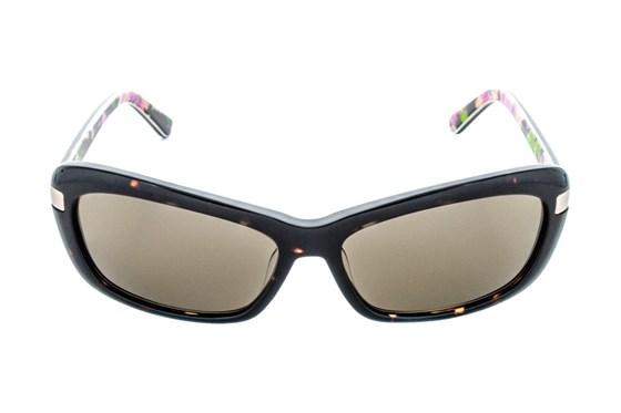 Vera Bradley VB June Brown Sunglasses