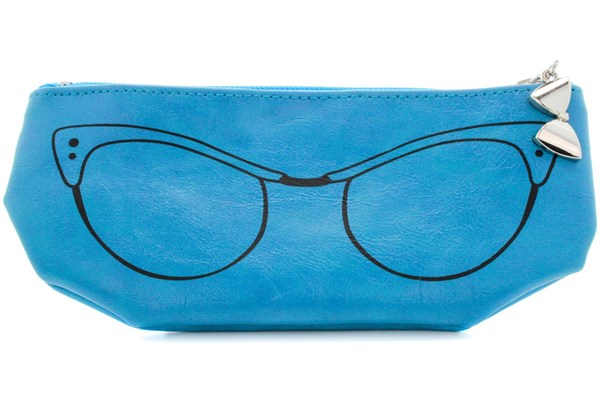 Corinne McCormack Teal Cat Eye Soft Case Turquoise 50