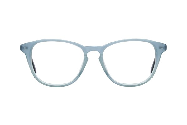 Eco Madrid Blue Eyeglasses