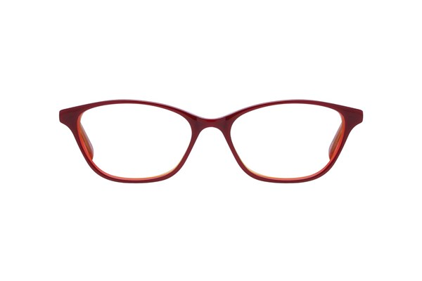 Eco New York Red Eyeglasses