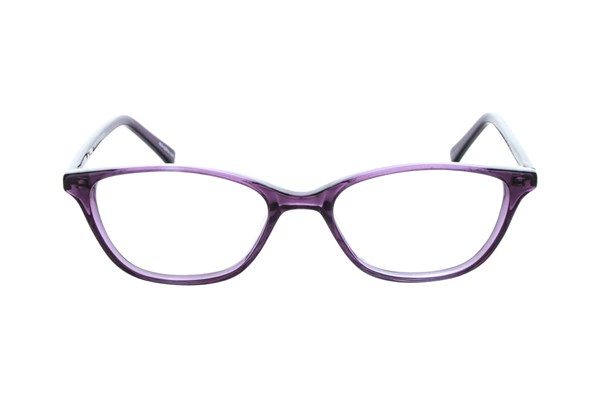 Eco New York Eyeglasses - Purple