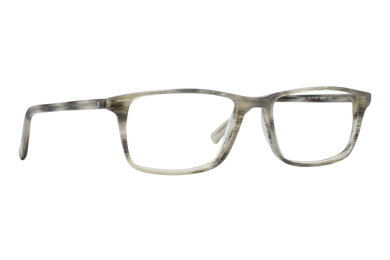 Eco Oslo Gray Eyeglasses