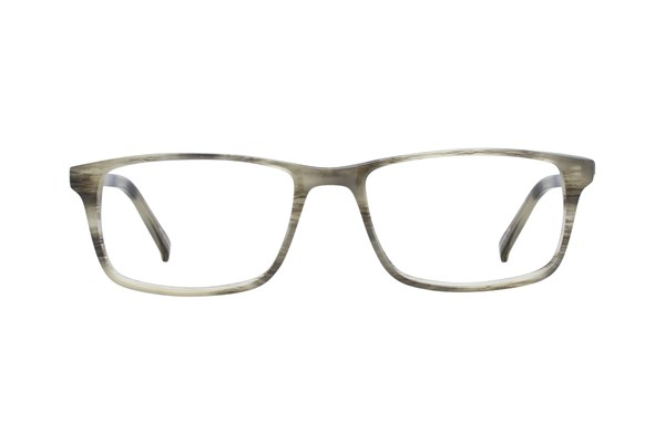 Eco Oslo Eyeglasses - Gray