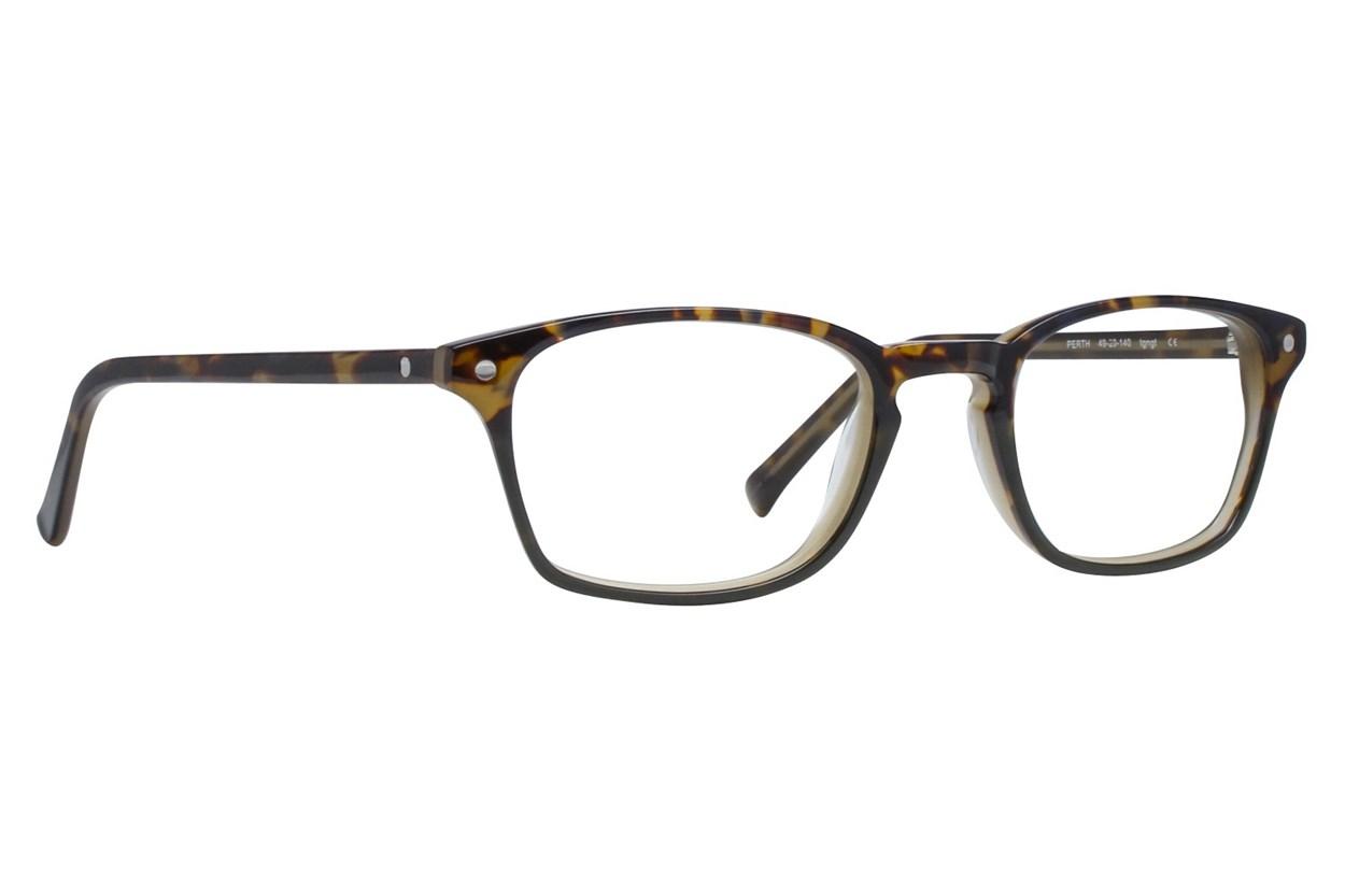 Eco Perth Brown Eyeglasses
