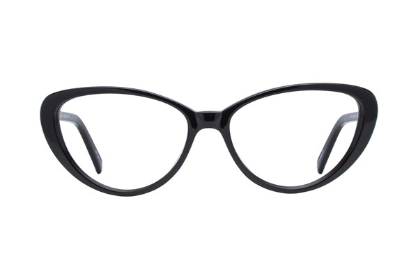 Eco Riga Black Eyeglasses