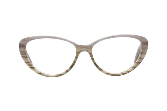 Eco Riga Tan Eyeglasses
