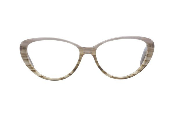 Eco Riga Eyeglasses - Tan