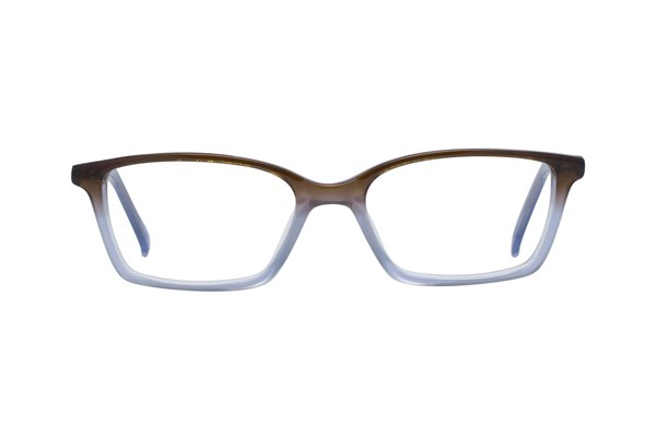 Eco Santiago Brown Eyeglasses