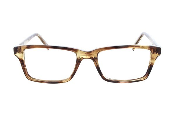 Eco Barcelona Brown Eyeglasses