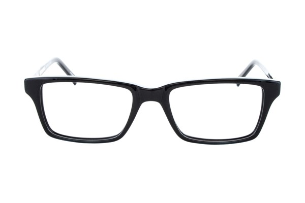 Eco Barcelona Eyeglasses - Black